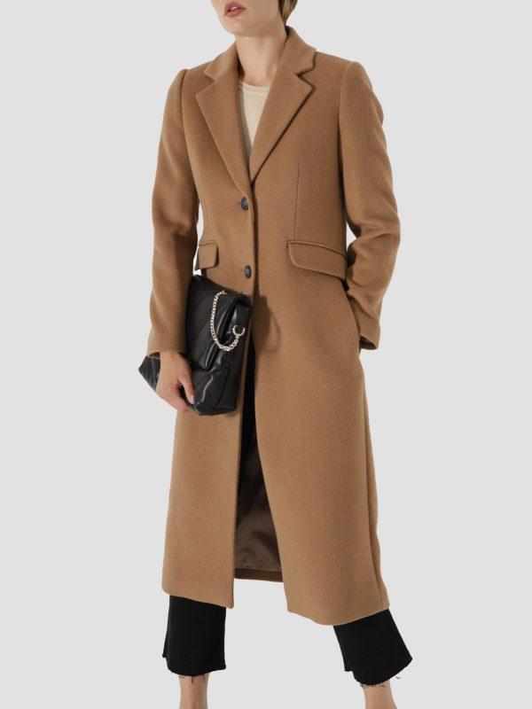 Beaumont Long Wool Coat
