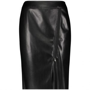 Gerry Weber Leather Look Skirt