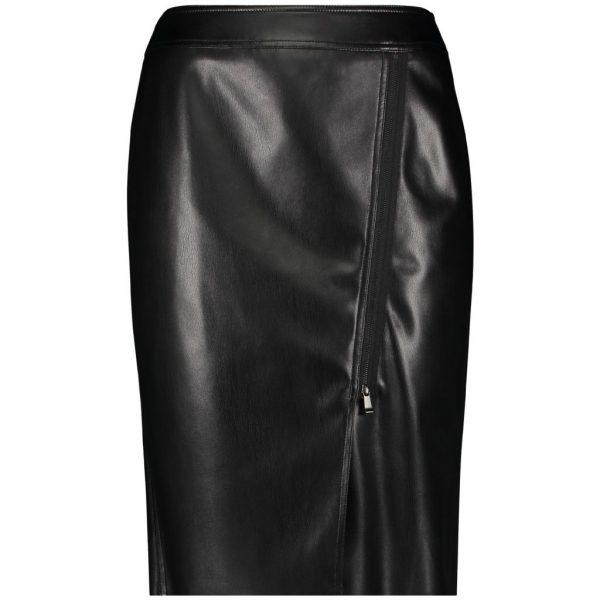 Gerry Weber Leather Look Skirt