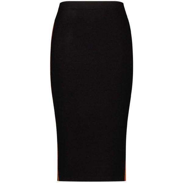 Gerry Weber Side Stripe Knit Skirt