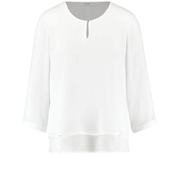 Gerry Weber Round Neck ¾ Sleeve blouse