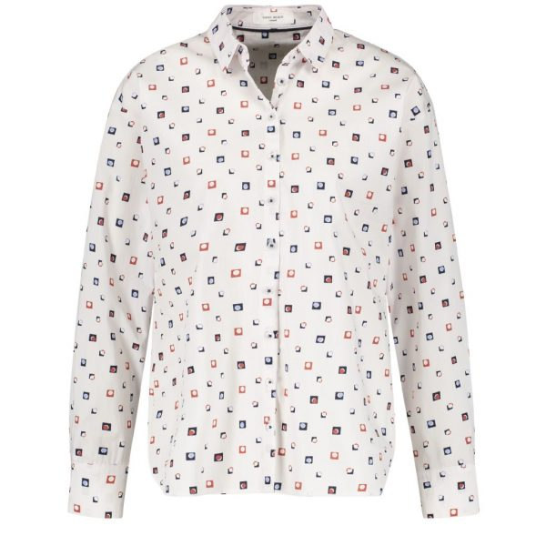 Gerry Weber Square Pattern Shirt